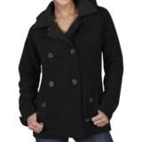 ExOfficio Medelton Pea Coat - Wool Blend (For Women)