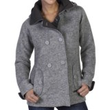ExOfficio Medelton Pea Coat - Wool Blend (For Women)