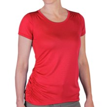 ExOfficio Micria T-Shirt - UPF 15+, Short Sleeve (For Women) in Kinetic - Closeouts