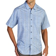 ExOfficio Mundi Shirt - UPF 20+, Short Sleeve (For Men) in Malibu - Closeouts