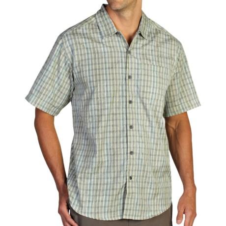 ExOfficio Mundi Shirt UPF 20+, Short Sleeve (For Men)