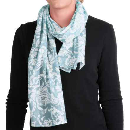 ExOfficio Next-to-Nothing Scarf (For Women) in Atmosphere - Closeouts