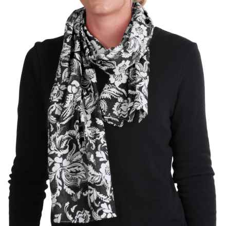 ExOfficio Next-to-Nothing Scarf (For Women) in Black - Closeouts