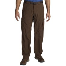ExOfficio Nio Amphi Cargo Pants - UPF 30+ (For Men) in Cigar - Closeouts