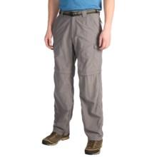 ExOfficio Nio Amphi Convertible Pants - UPF 30+ (For Men) in Slate - Closeouts