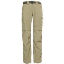 ExOfficio Nio Amphi Convertible Pants - UPF 30+ (For Women) in Light Khaki - Closeouts