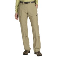 ExOfficio Nio Amphi Pants - UPF 30+ (For Women) in Light Khaki - Closeouts