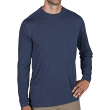 ExOfficio NioClime Shirt - UPF 20+, Long Sleeve (For Men) in Midnight - Closeouts