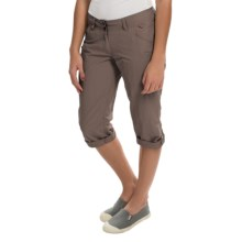 ExOfficio Nomad Dig'r Capris (For Women) in Cigar - Closeouts