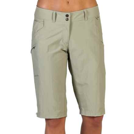 ExOfficio Nomad Dig'r Shorts - UPF 30+ (For Women) in Botanic - Closeouts