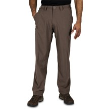 ExOfficio Nomad Pants - UPF 30+ (For Men) in Cigar - Closeouts