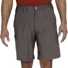 ExOfficio Nomad Shorts - UPF 30+, Nylon (For Men) in Slate - Closeouts