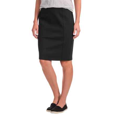 ExOfficio Odessa Skirt - UPF 30 (For Women) in Black - Closeouts