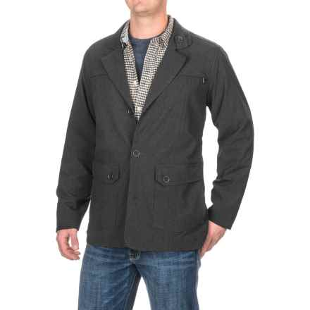 ExOfficio Ometto Blazer (For Men) in Black - Closeouts