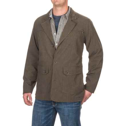 ExOfficio Ometto Blazer (For Men) in Cigar - Closeouts