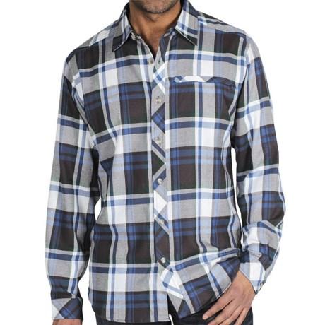 ExOfficio Pocatello Plaid Macro Shirt - Long Sleeve (For Men)