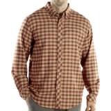 ExOfficio Pocatello Plaid Micro Shirt - Long Sleeve (For Men)