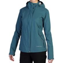 ExOfficio Rain Logic Jacket - Waterproof (For Women) in Marina - Closeouts