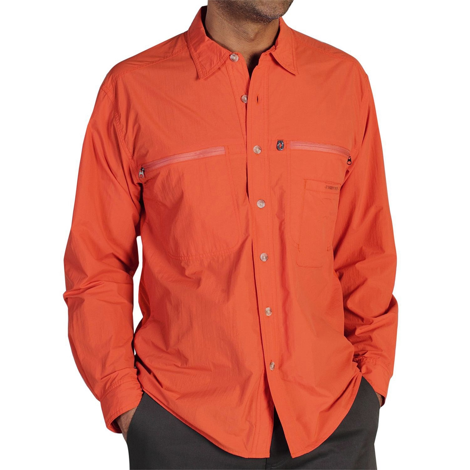 exofficio reef runner lite shirt upf 30 long sleeve