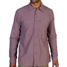 ExOfficio Reef Runner Lite Shirt - UPF 30+, Long Sleeve (For Men) in Sedum - Closeouts