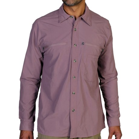 ExOfficio Reef Runner Lite Shirt UPF 30+, Long Sleeve (For Men)