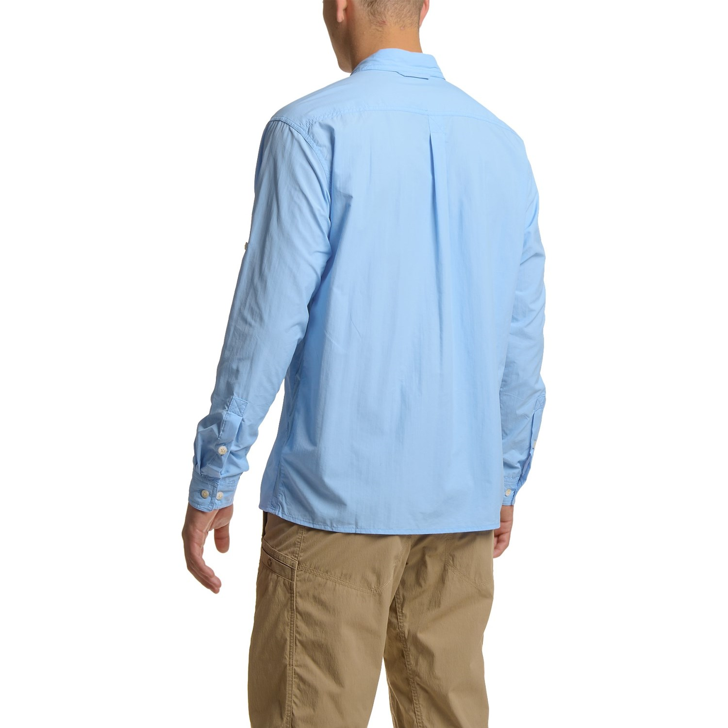 exofficio reef runner lite shirt for men save 58