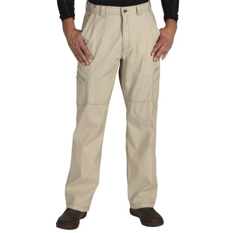 ExOfficio Roughian Cargo Pants - UPF 50+ (For Men) in Light Khaki