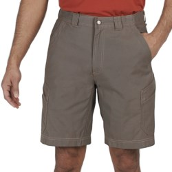 ExOfficio Roughian Cargo Shorts - UPF 50+ (For Men) in Slate