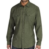 ExOfficio Roughian Flannel Shirt - Long Sleeve (For Men)