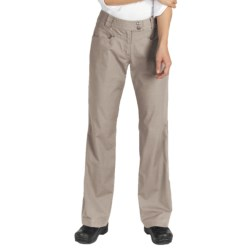 ExOfficio Roughian Pants - UPF 50+, Cotton Canvas (For Women) in Granite
