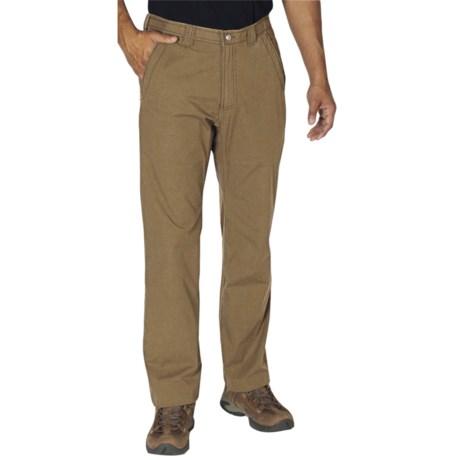 ExOfficio Roughian Pants -UPF 50+ (For Men) in Walnut