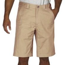 ExOfficio Roughian Shorts - UPF 50+ (For Men) in Light Khaki - Closeouts
