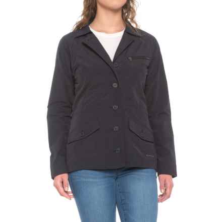 ExOfficio Round Trip Jacket - UPF 50 (For Women) in Black - Closeouts