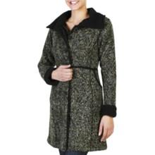 ExOfficio Rozeta Sweater Coat (For Women) in Black Mix - Closeouts
