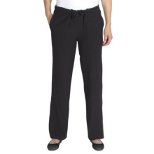 ExOfficio Savvy Pants (For Women) in Black - Closeouts