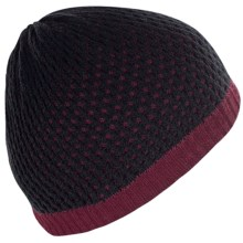 ExOfficio Senora Beanie Hat - Reversible (For Women) in Black - Closeouts