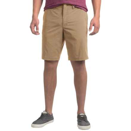 "ExOfficio Sol Cool Costero Shorts - UPF 30+, 10"" (For Men) in Walnut - Closeouts"