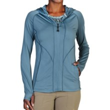 ExOfficio Sol Cool Hoodie - UPF 50+ (For Women) in Dusk - Closeouts