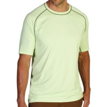 ExOfficio Sol Cool T-Shirt - Short Sleeve (For Men) in 6170 Lite Lime - Closeouts