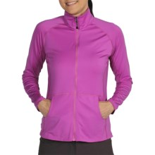 ExOfficio Sol Cool Zippy Jacket (For Women) in Raspberry - Closeouts