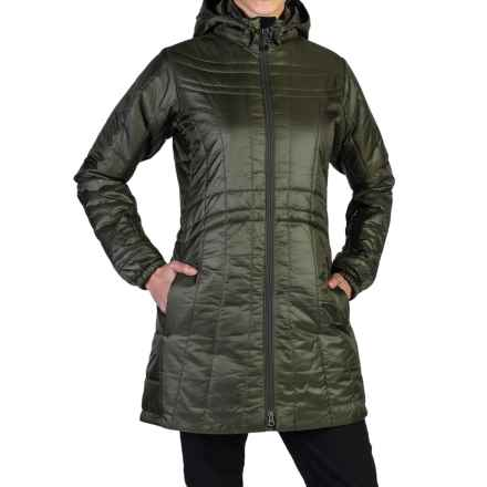 ExOfficio Storm Logic Coat - PrimaLoft® (For Women) in Highlands - Closeouts