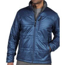 ExOfficio Storm Logic Jacket (For Men) in Ensign - Closeouts