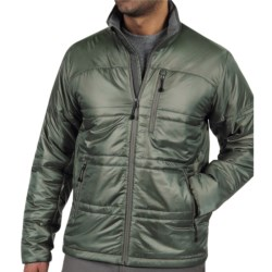 ExOfficio Storm Logic Jacket (For Men) in Brick
