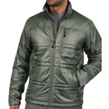 ExOfficio Storm Logic Jacket (For Men) in Rosemary