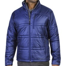 ExOfficio Storm Logic Jacket - Insulated (For Men) in Maritime - Closeouts