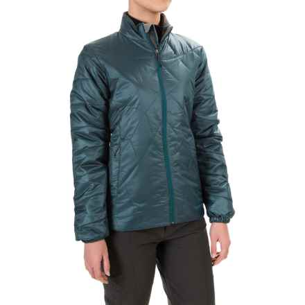 ExOfficio Storm Logic Jacket - PrimaLoft® (For Women) in Marina - Closeouts