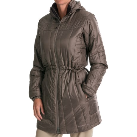 ExOfficio Storm Logic PrimaLoft® Coat - Insulated (For Women)