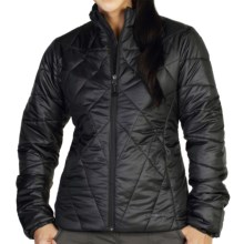 ExOfficio Storm Logic PrimaLoft® Jacket - Insulated (For Women) in Black - Closeouts