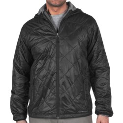 ExOfficio Storm Logic Sweater Jacket - PrimaLoft® (For Men) in Black