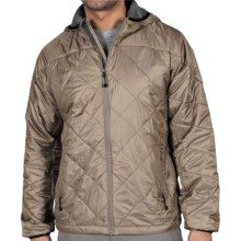 ExOfficio Storm Logic Sweater Jacket - PrimaLoft® (For Men) in Granite - Closeouts